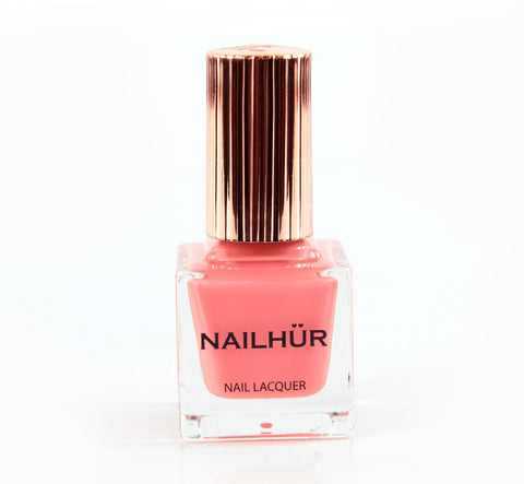 """Color Me Coral"" Nail Polish"