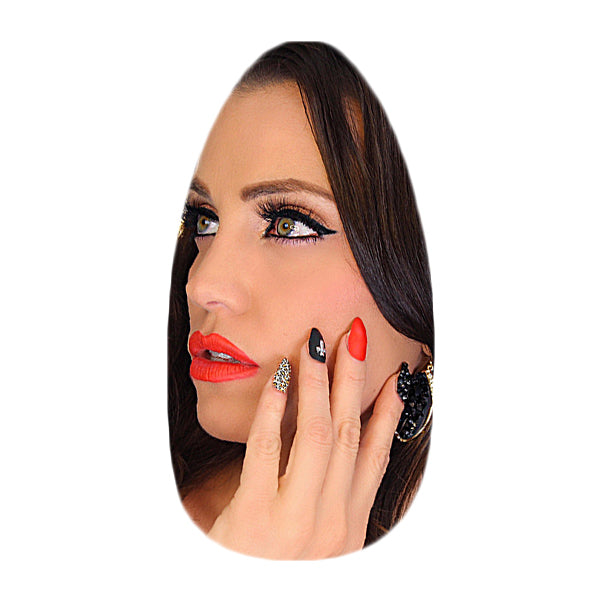 nailhur stiletto nails