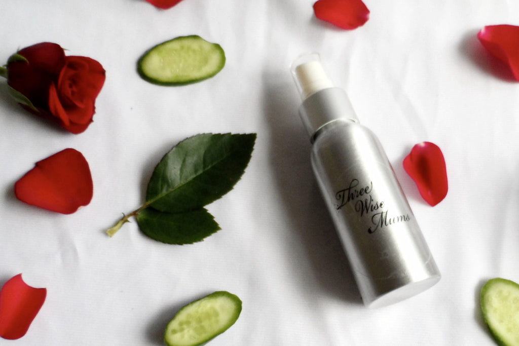 Micellar Water with Rose Water & Cucumber Extract