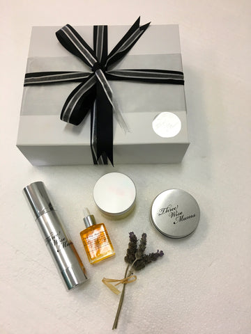 Deluxe Skin Treatment Gift Box - The Best of Everything....