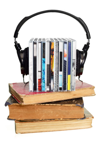 Create A CD From Your Audiobook