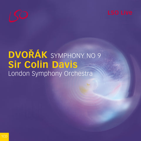 Dvořák: Symphony No 9 - 'From the New World'