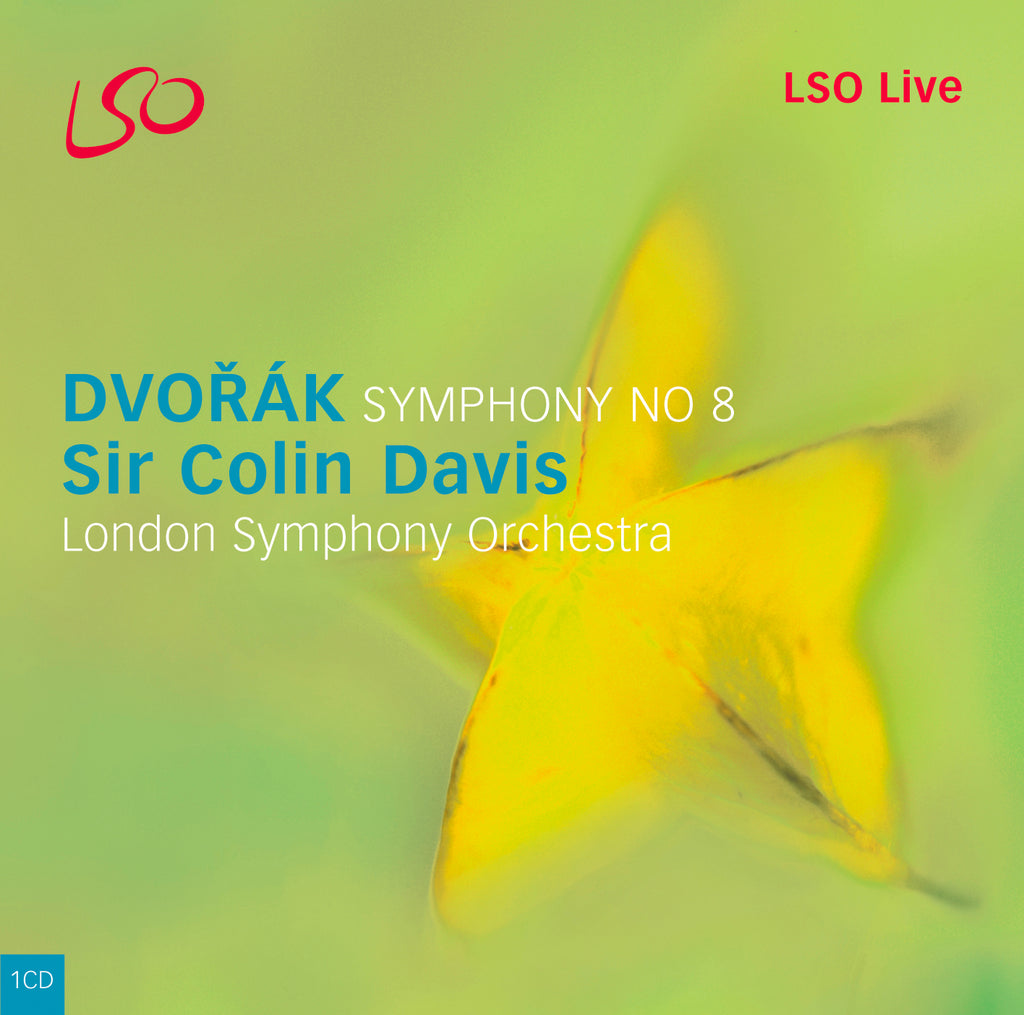 Dvořák: Symphony No 8 [download]