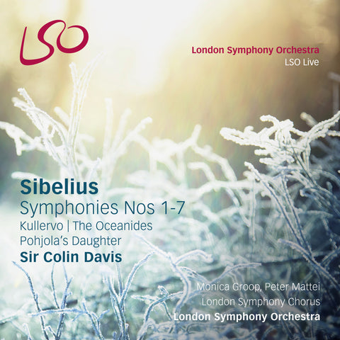 Sibelius: Complete Symphonies [download]