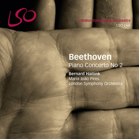 Beethoven: Piano Concerto No 2 [digital download]