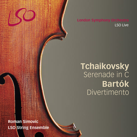 Tchaikovsky: Serenade for Strings in C