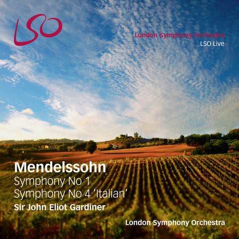 Mendelssohn: Symphonies Nos 1 & 4 [download]