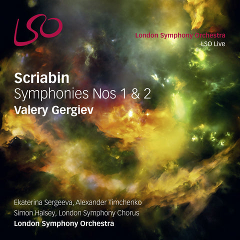 Scriabin: Symphonies Nos 1 & 2 [digital download]