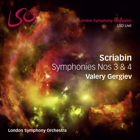 Scriabin: Symphonies Nos 3 & 4 [digital download]