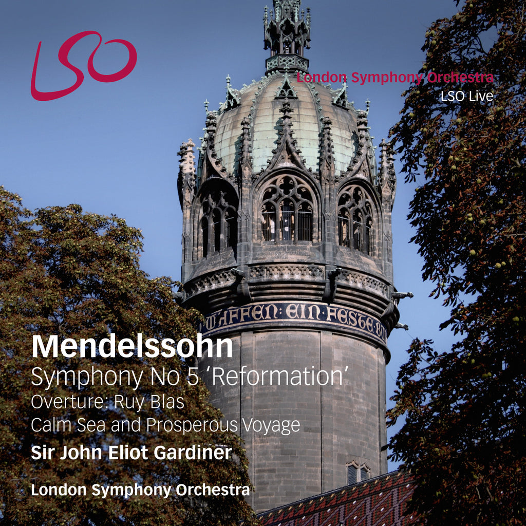 Mendelssohn: Symphony No 5 'Reformation' [digital download]