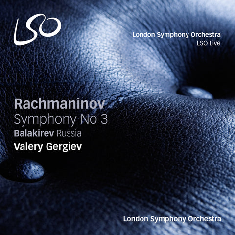 Rachmaninov: Symphony No 3 [download]