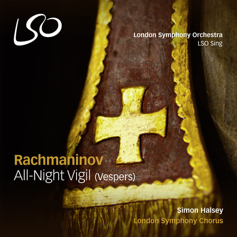 Rachmaninov: All-Night Vigil (Vespers) [digital download]