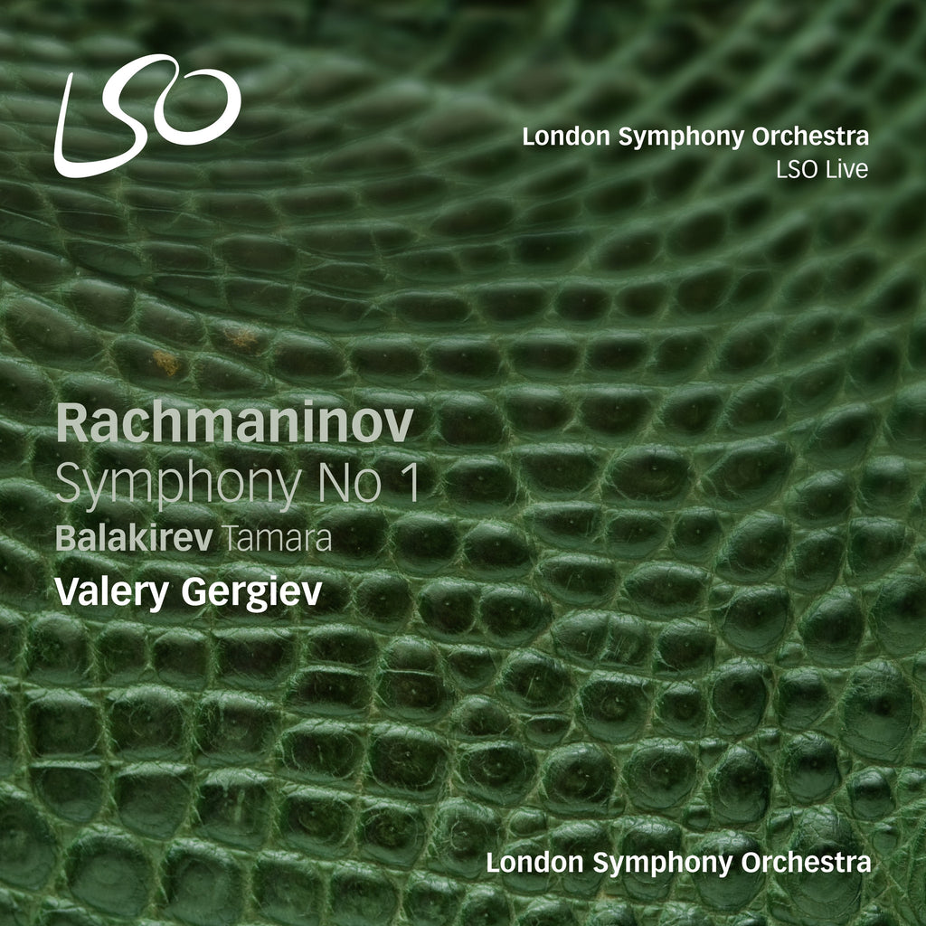 Rachmaninov: Symphony No 1 [digital download]