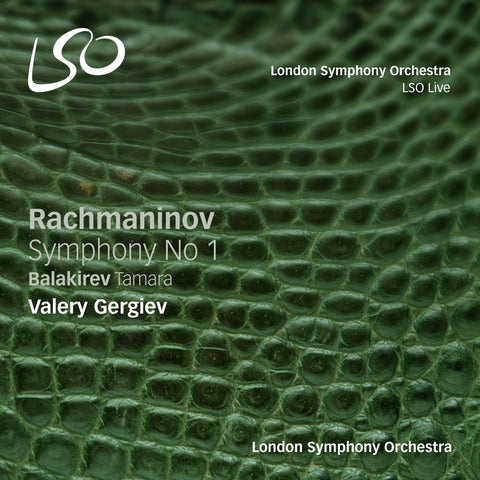 Rachmaninov: Symphony No 1 [download]