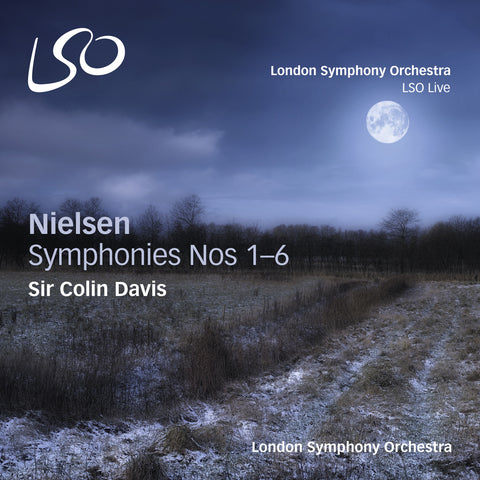 Nielsen: The Complete Symphonies [download]