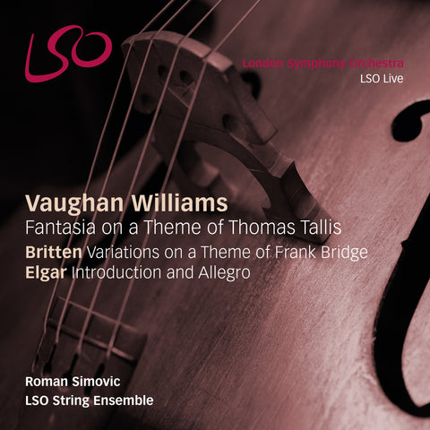Vaughan Williams: Fantasia on a Theme by Thomas Tallis [digital download]