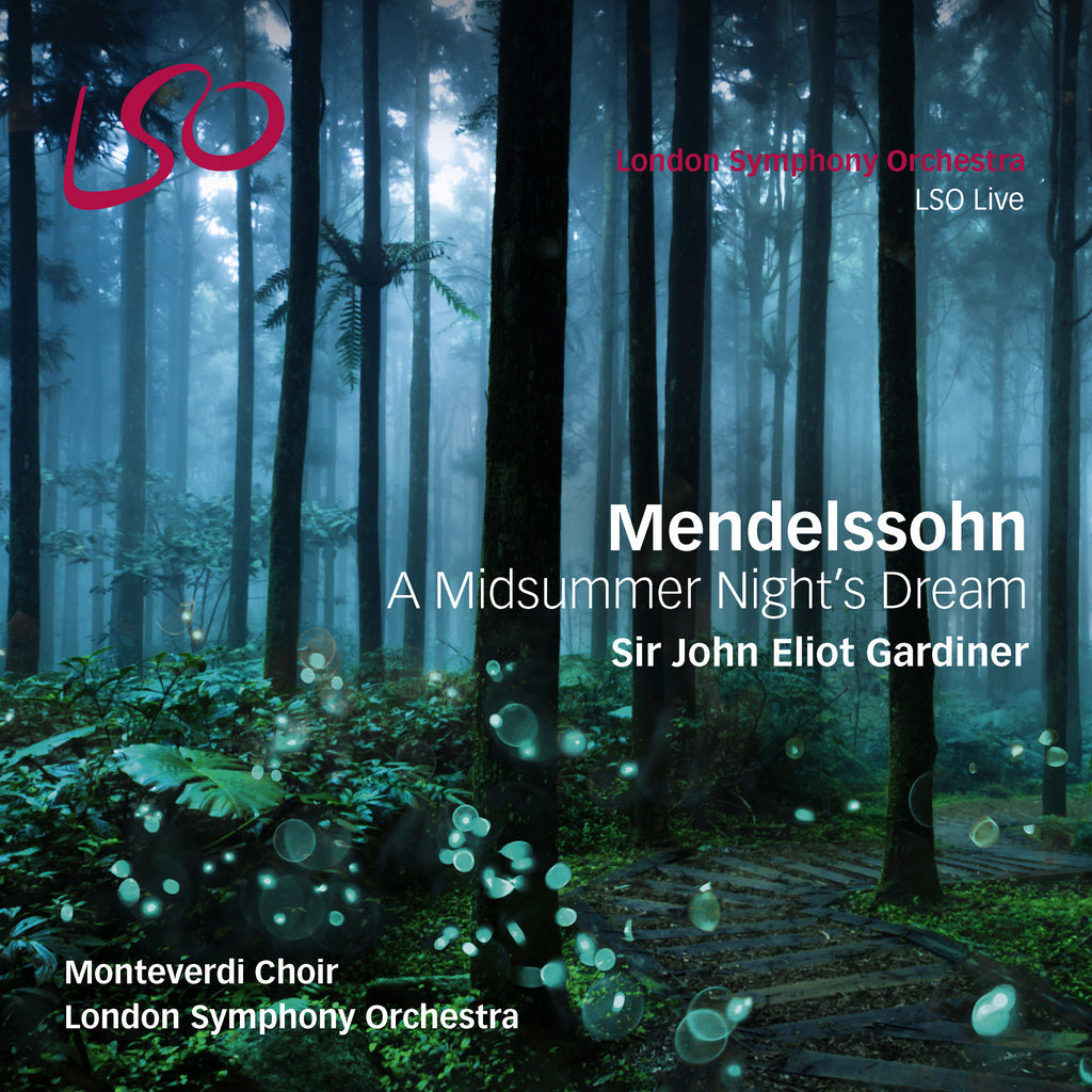 Mendelssohn: A Midsummer Night's Dream [download]