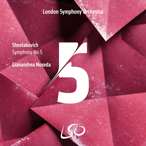 Shostakovich: Symphony No 5 [download]