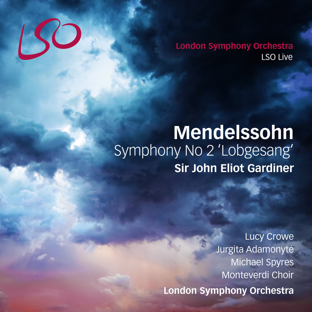 Mendelssohn: Symphony No 2 'Lobgesang' [download]