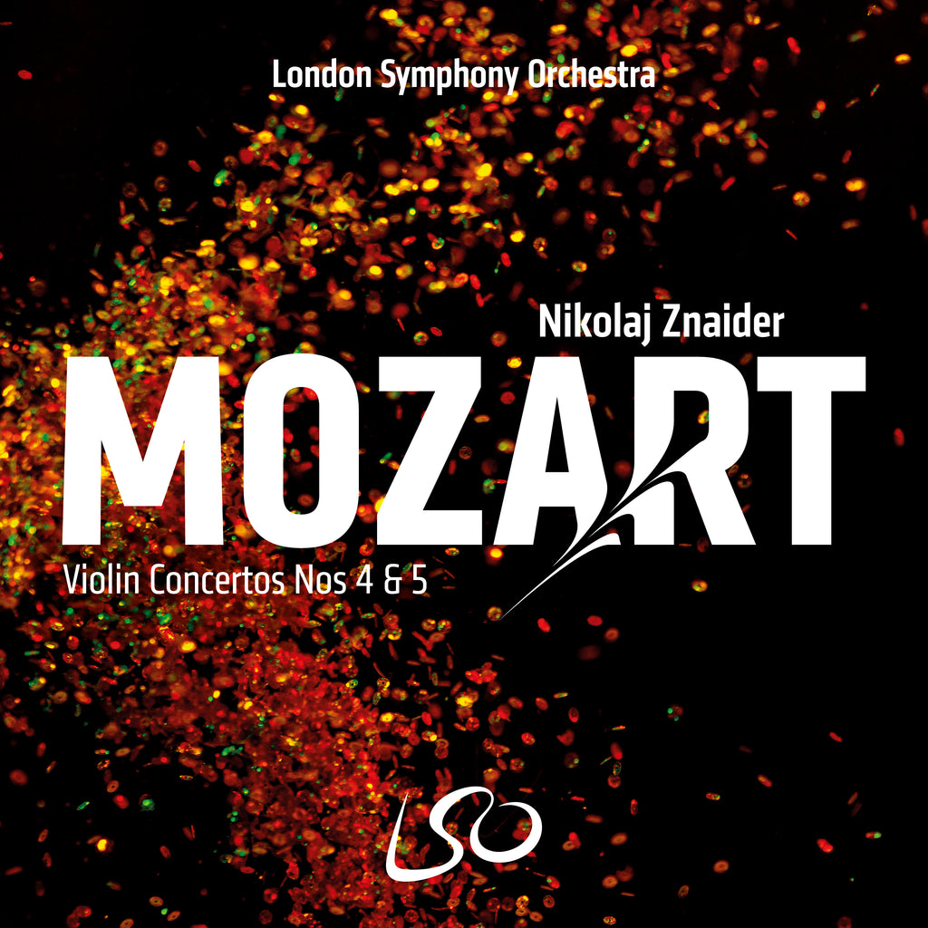Mozart: Violin Concertos Nos 4 & 5 [download]