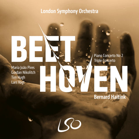 Beethoven: Piano Concerto No 2, Triple Concerto