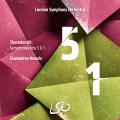 Shostakovich: Symphonies Nos 5 & 1 [download]