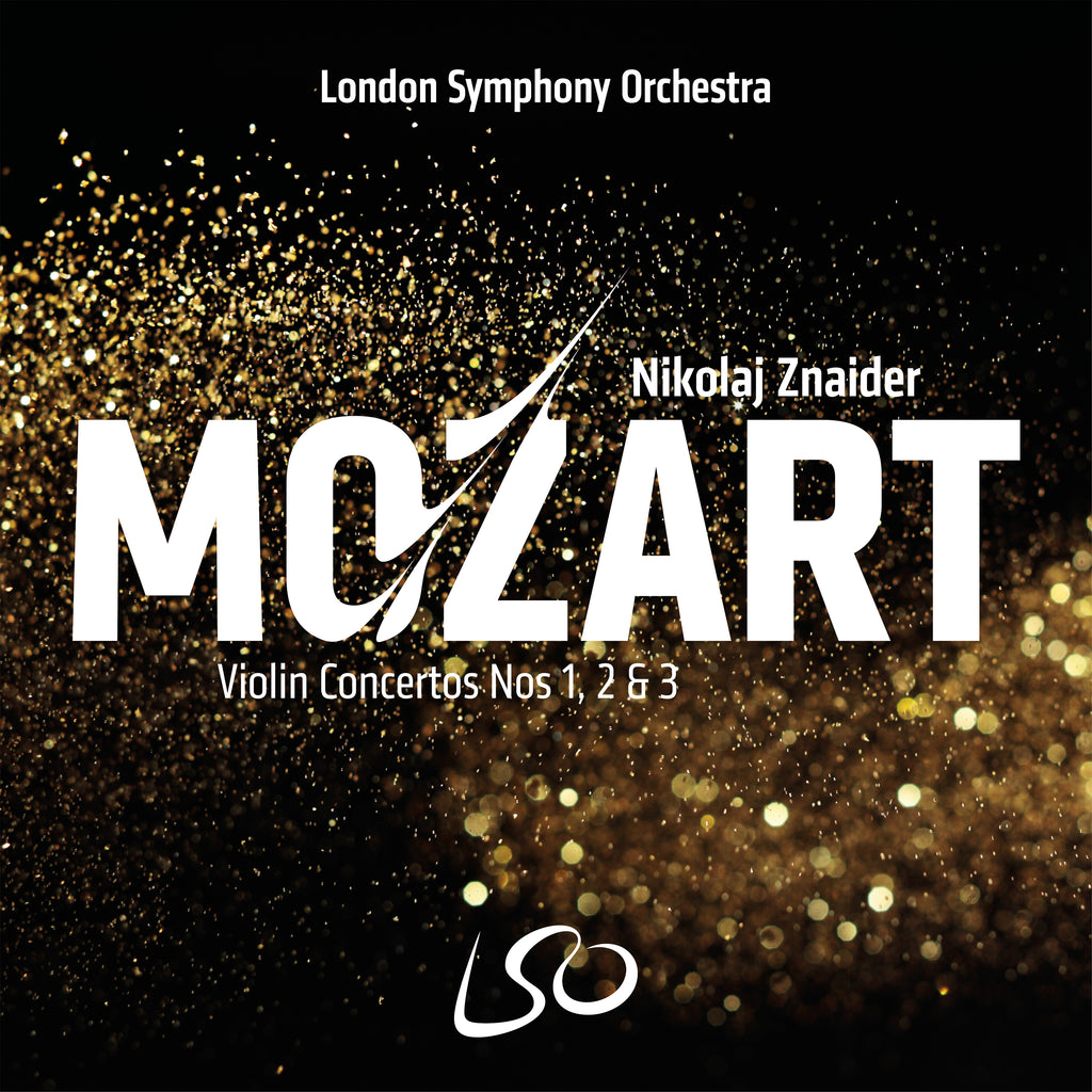 Mozart: Violin Concertos Nos 1, 2 & 3 [download]