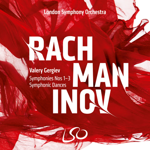 Rachmaninov: Symphonies Nos 1-3, Symphonic Dances [download]