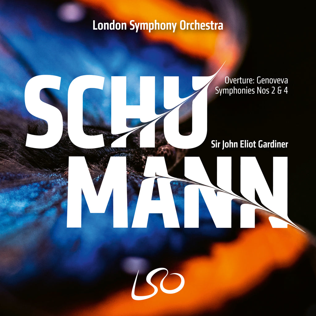 Schumann: Symphonies Nos 2 & 4 [download]