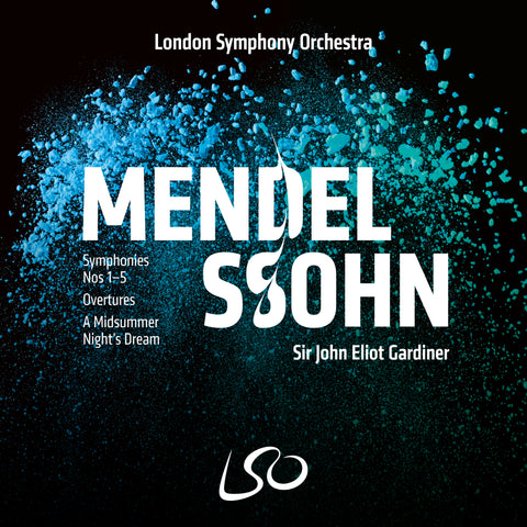 Mendelssohn: Symphonies Nos 1-5, Overtures,<br /> A Midsummer Night's Dream [download]