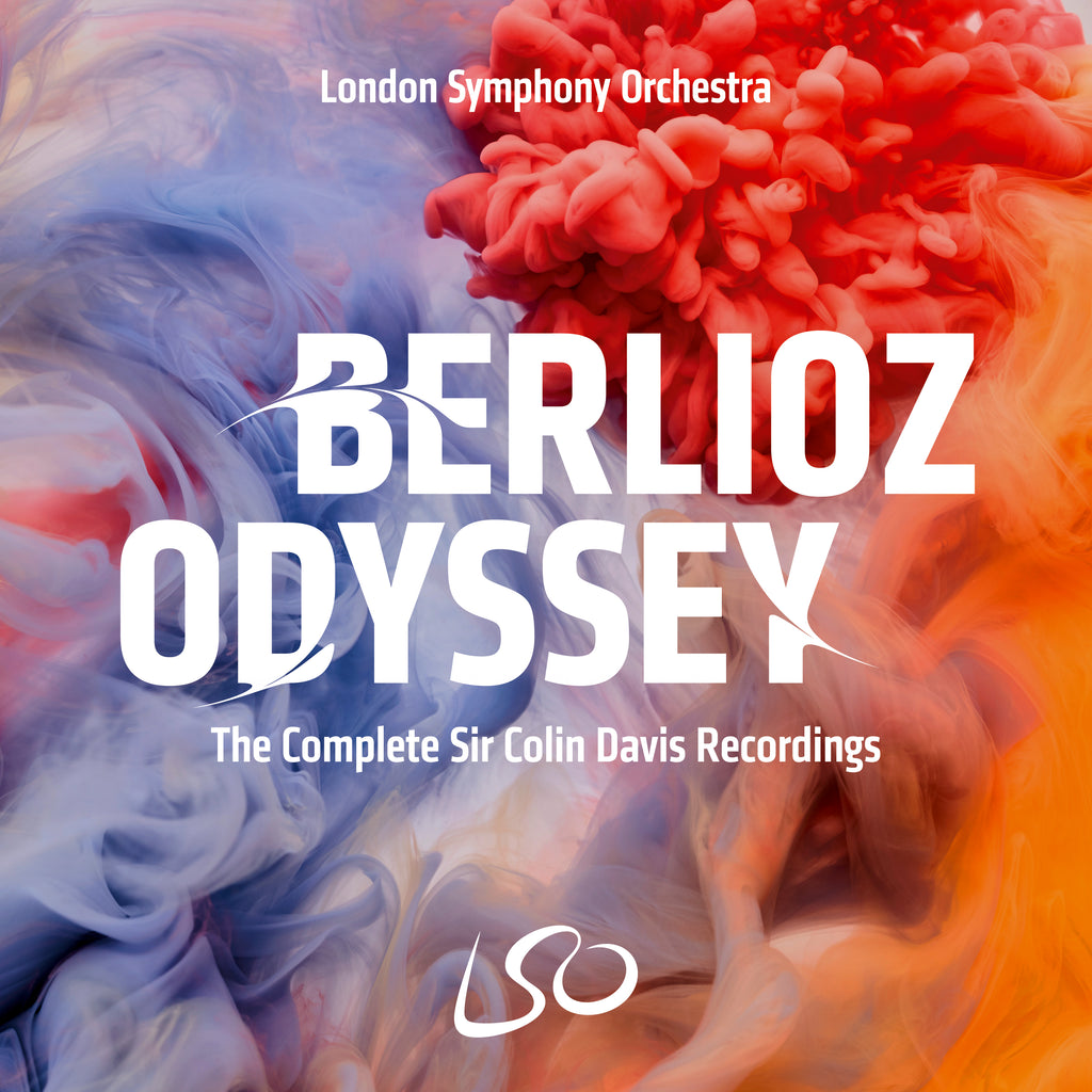 Berlioz Odyssey: The Complete Sir Colin Davis Recordings
