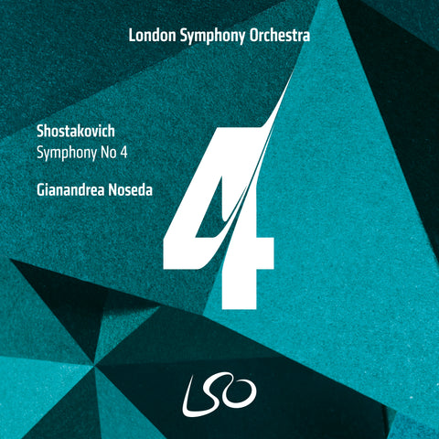 Shostakovich: Symphony No 4 [download]