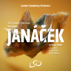 Janáček: The Cunning Little Vixen, Sinfonietta [download]