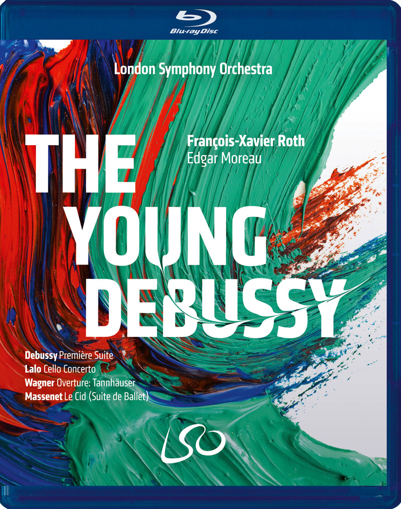 The Young Debussy