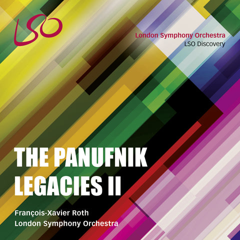 The Panufnik Legacies II [digital download]