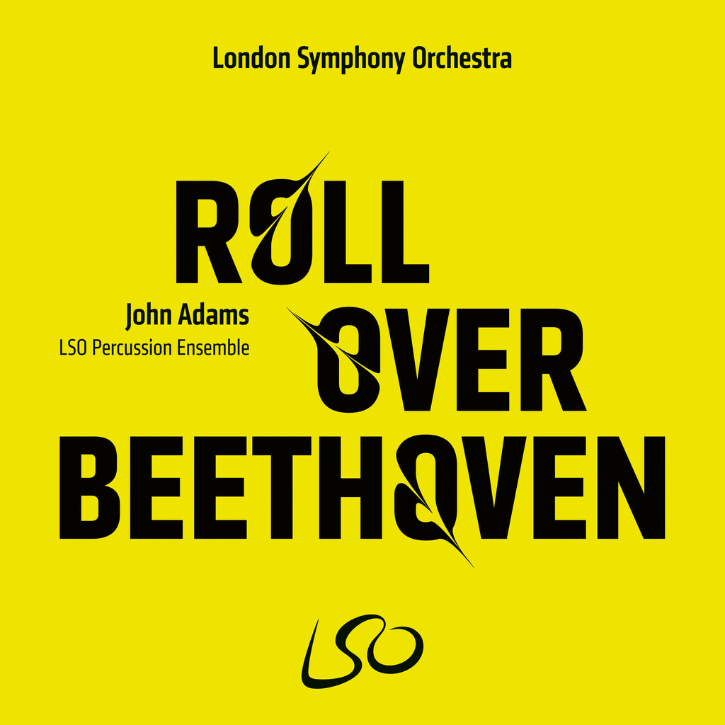 John Adams: Roll Over Beethoven [download]