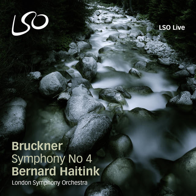 Bruckner: Symphony No. 4 album cover