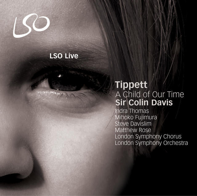 Tippett: A Child of Our Time album cover