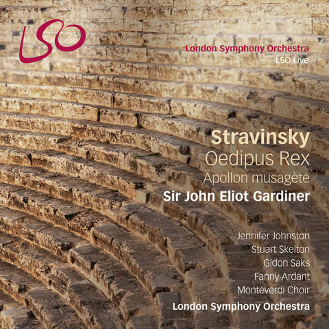 Stravinsky: Oedipus Rex & Apollon musagète [download]
