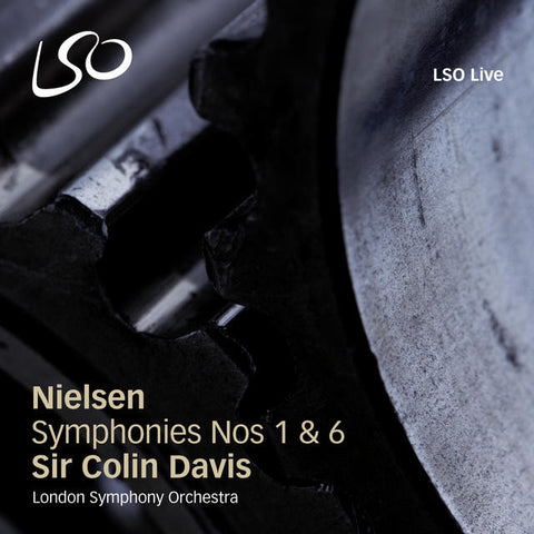 Nielsen: Symphonies Nos 1 & 6 [download]