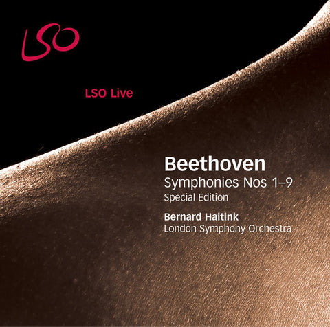 Beethoven: Symphonies Nos 1–9