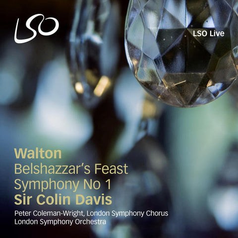 Walton: Belshazzar's Feast, Symphony No 1 [digital download]