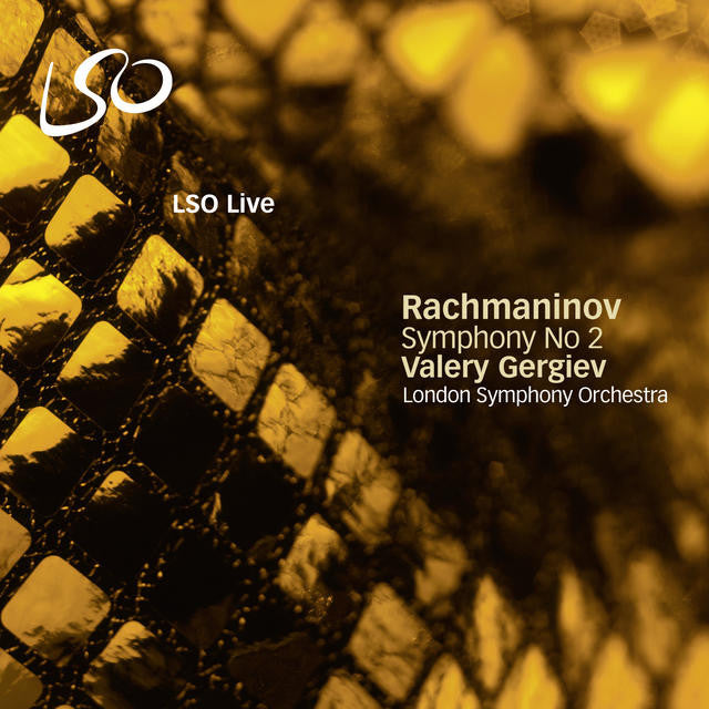 Rachmaninov: Symphony No. 2 album cover