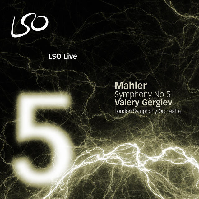 Mahler: Symphony No. 5 album cover