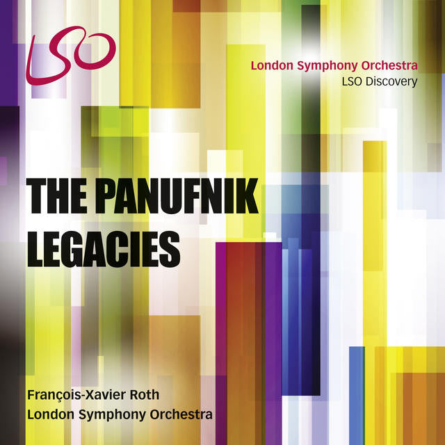 The Panufnik Legacies album cover