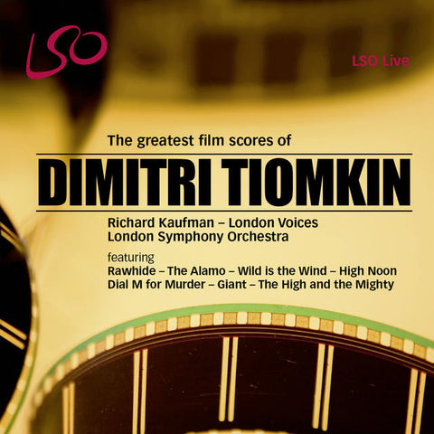 Dimitri Tiomkin: The Greatest Film Scores [digital download]