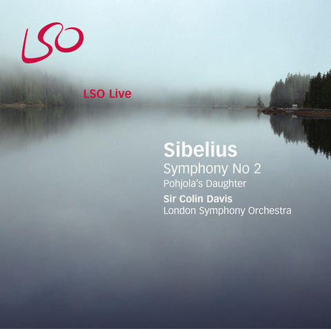 Sibelius: Symphony No 2 & Pohjola's Daughter [digital download]
