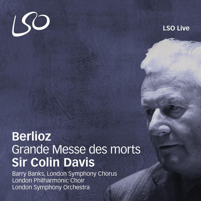 Berlioz: Grande messe des morts (Live) album cover