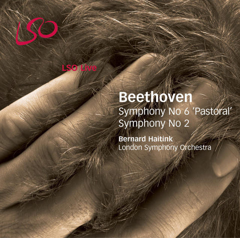 Beethoven: Symphonies Nos 6 & 2 [digital download]