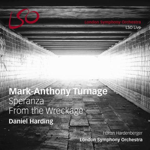Turnage: Speranza & From the Wreckage [download]